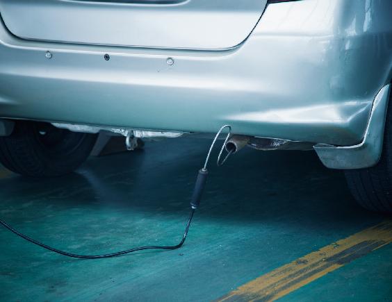 Car Emissions Testing